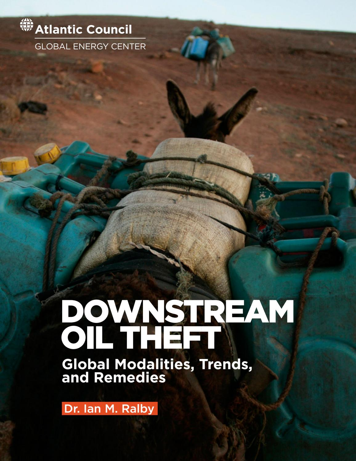 downstream oil theft 2